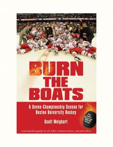 Burn The Boats book cover